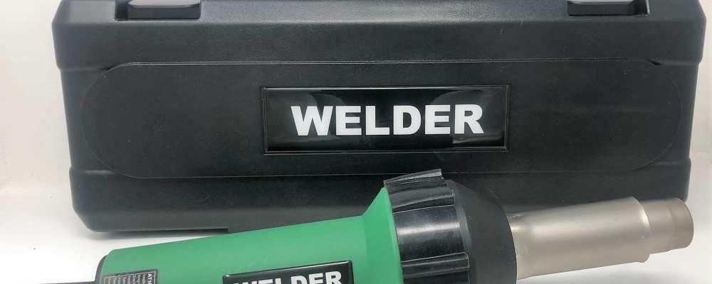 Chalumeau à air chaud Welder of