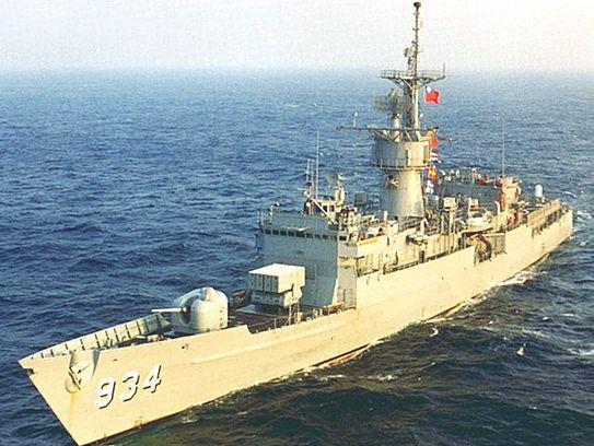 臺灣 光華四號 濟陽級巡防艦(諾克斯級)FF 932