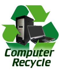 Image result for computer recycle