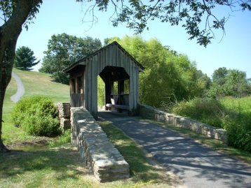 Holly Hills Covered Bridge