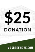 25 donation button