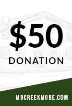 50 donation