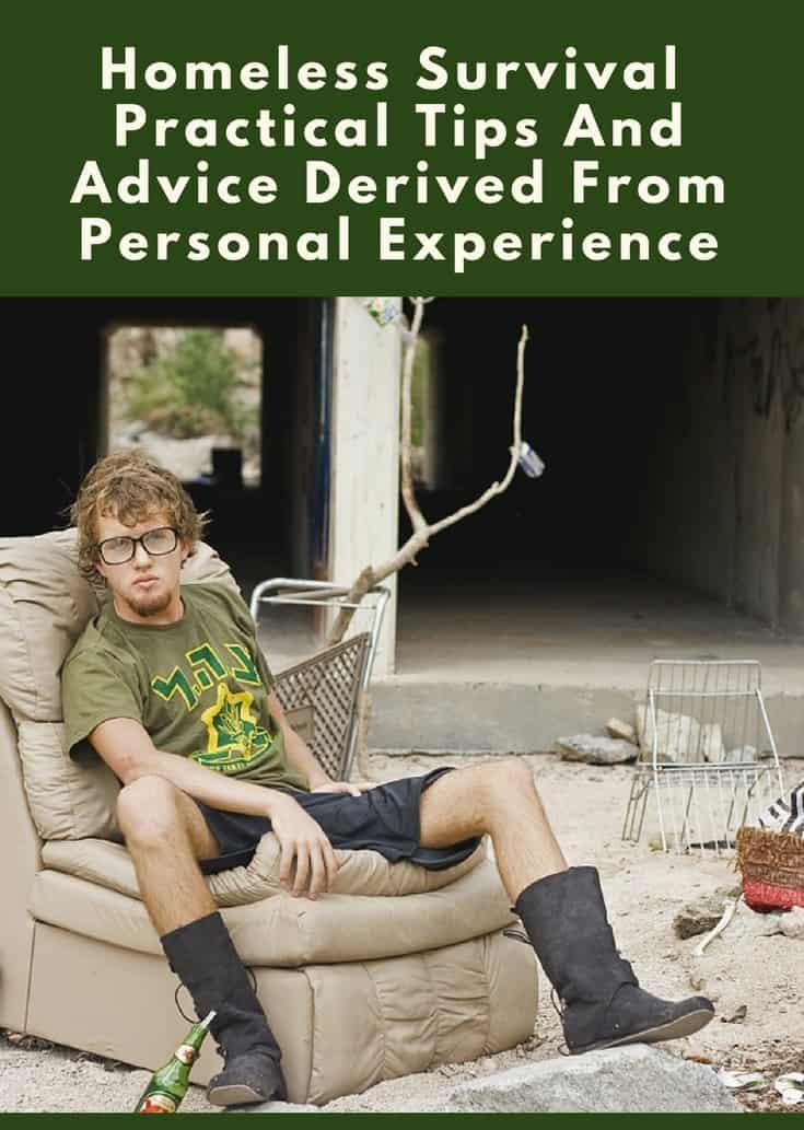 homeless survival guide