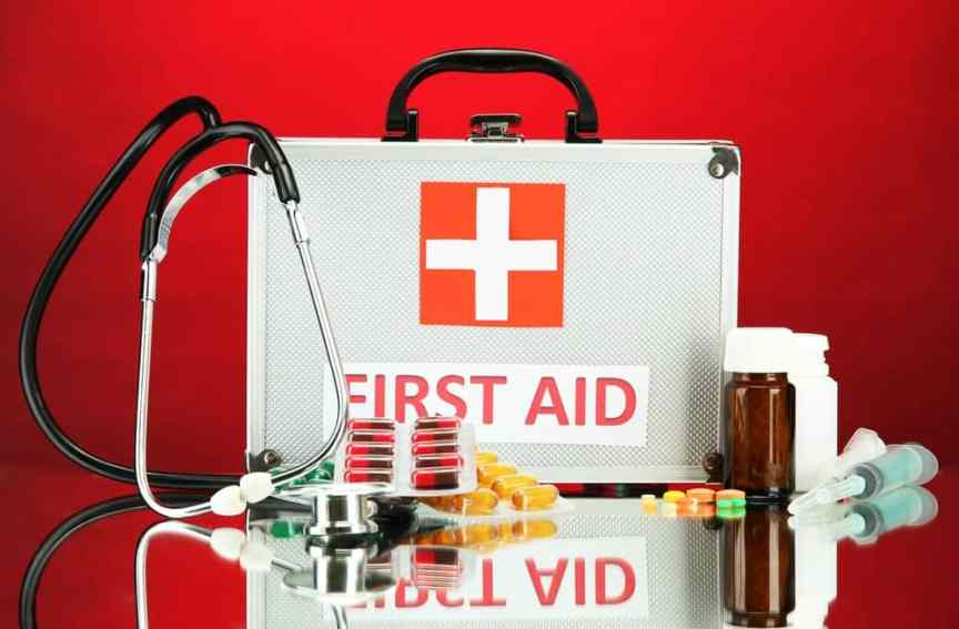 Prepper's first aid and medical checklist