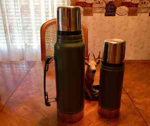 cook in a Thermos bottle