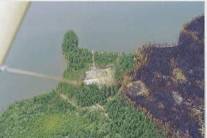 wildfire survival tips