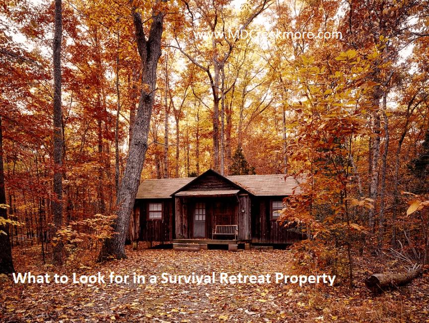 prepper retreat locations
