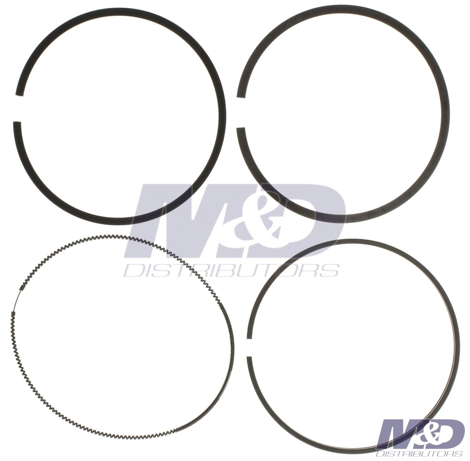 Ford 6 0l Power Stroke 0 020 Single Ring Set S