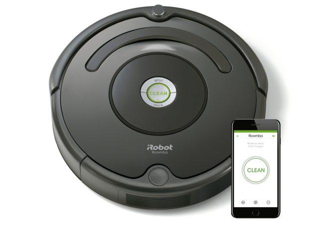 iRobot foto gsm