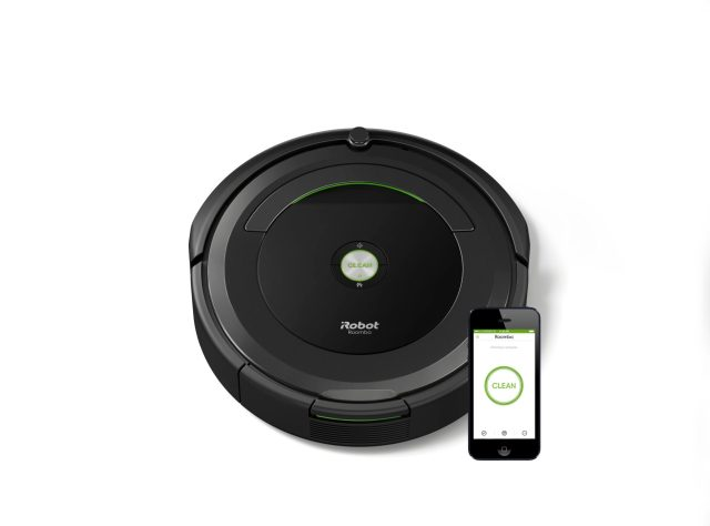 IRobot R696 connected