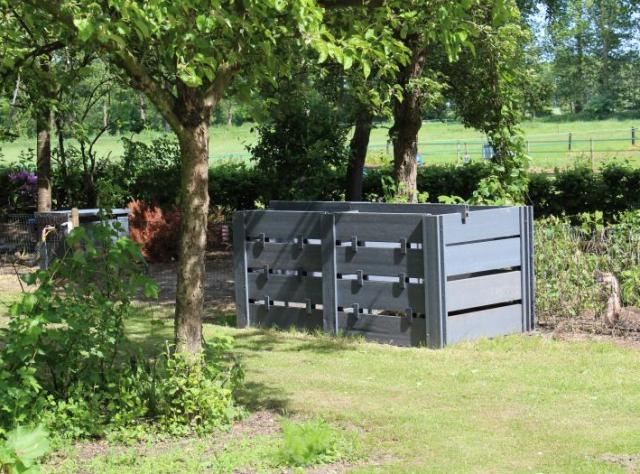 compostbak basis- met aanbouwmodule