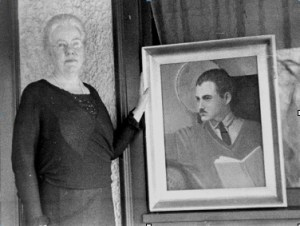 Grace-Hall-Hemingway-and-Ernest-painting