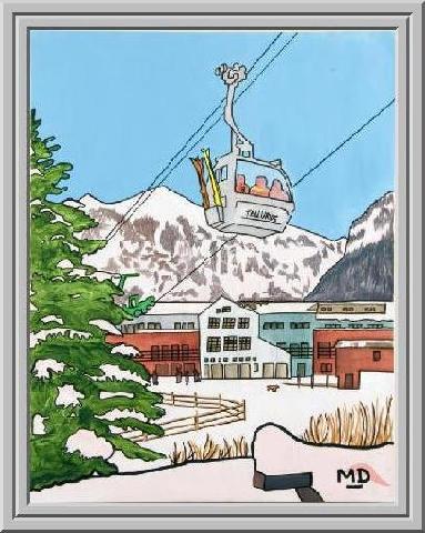18 Gondola Ride