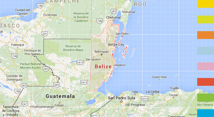 Fact sheet on current MDG progress of Belize (Latin America and the Caribbean)