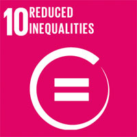 SDG 10 – Reduce inequality in people, within and among countries