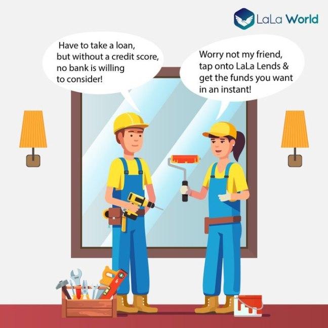 lalaworld-lending
