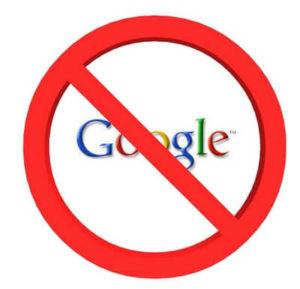 Avoid-google-banned
