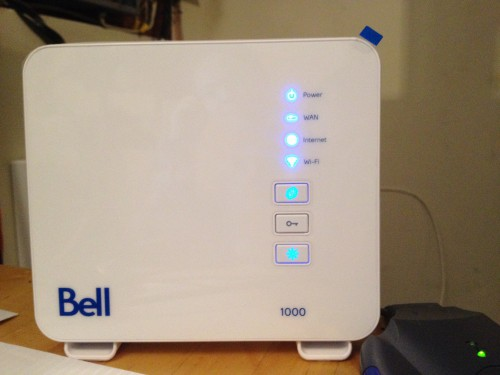 Bell Canada Home Services