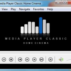 media Player Classic GUI