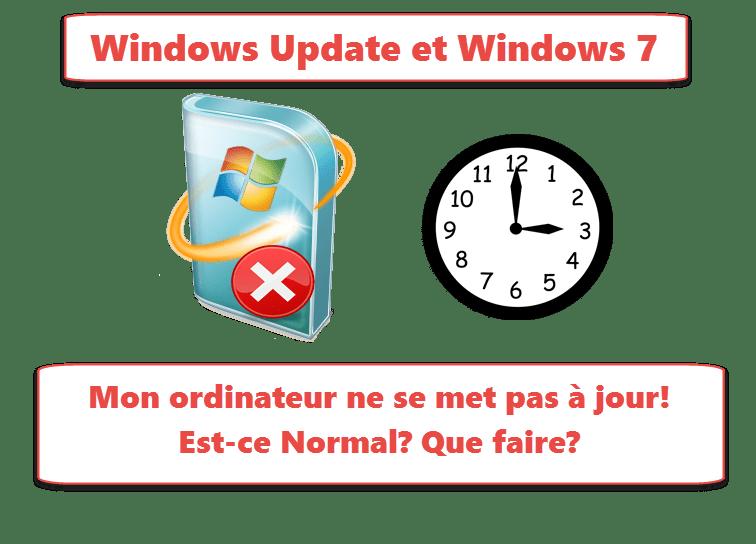 Windows Update ne se met pas à jour