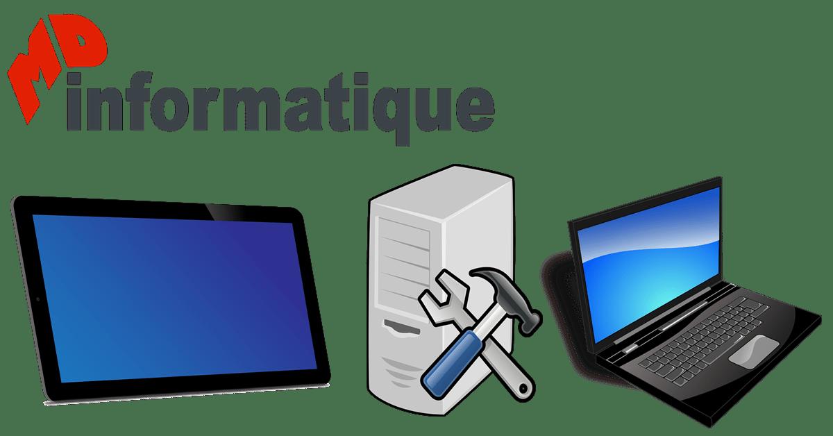 Réparation Informatique Repentigny