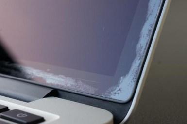 Macbook décolore