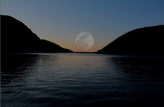 Long Pond Moon