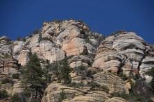 Bob Lawton Share Sedona Rocks Towering Overhead