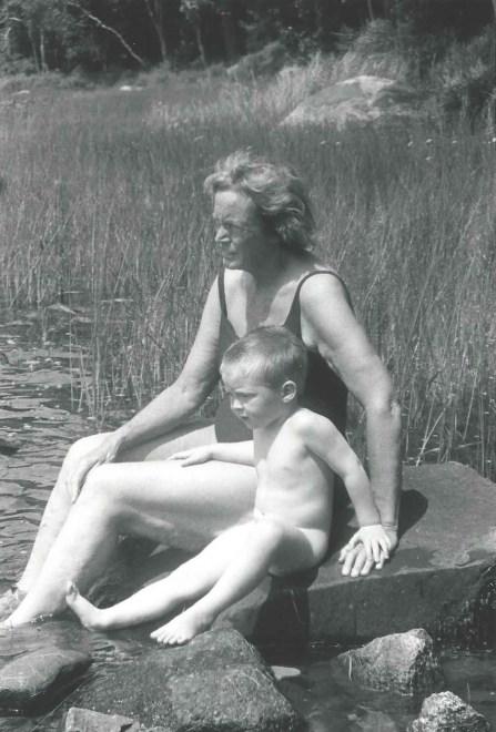 Anne Wetzel Grandmother Bettina