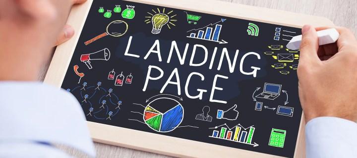 elegir imágenes para una landing