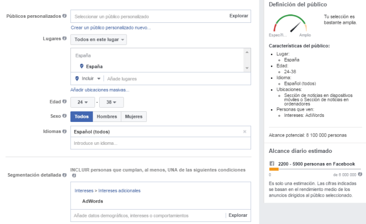 sincronizar Facebook Leads con email marketing clientes
