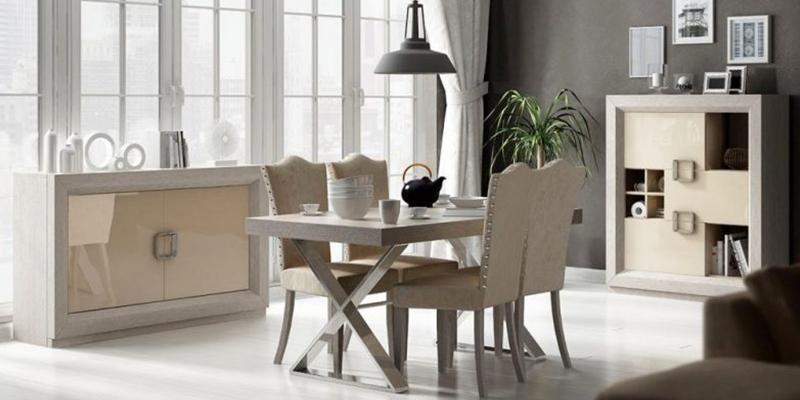3 ideas para decorar un comedor moderno y elegante mdm for Ideas para decorar un comedor moderno