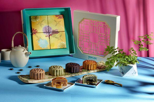 Mdm Ling Bakery Insta Worthy Lavalicious Mooncake Series - New!