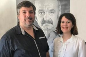Julia Sanjurjo y Juan Pablo Navarro en una nueva función del ciclo Piazzolla Bonaerense