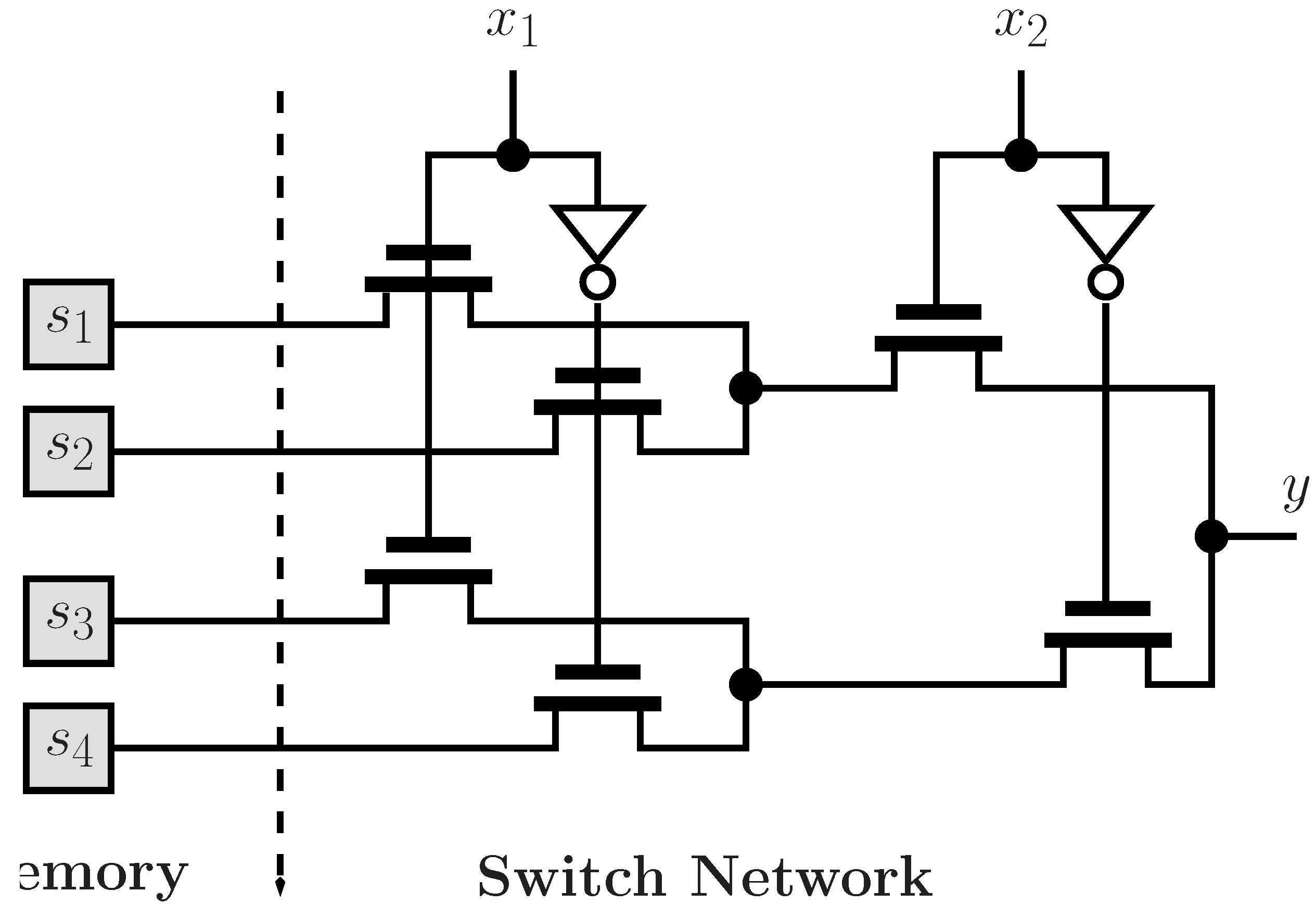 LOGIC DIAGRAM OF MULTIPLEXER 4 1 - Auto Electrical Wiring ... on