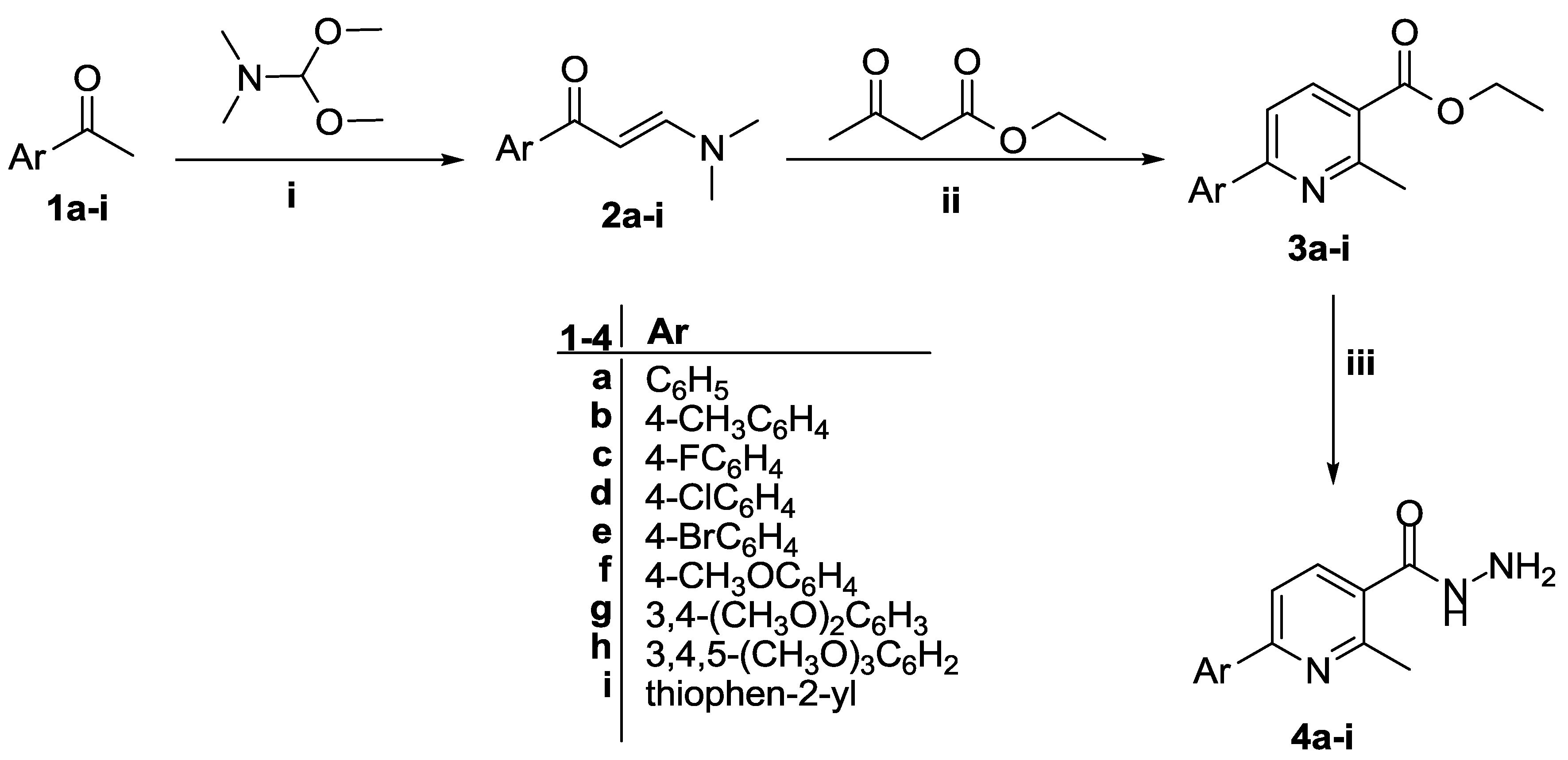 Nicotinic Hydrazide Synthesis Essay