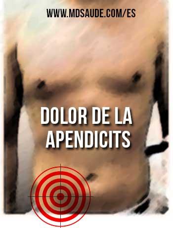 Dolor-apendicitis