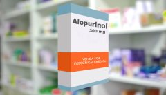 Alopurinol 300 mg