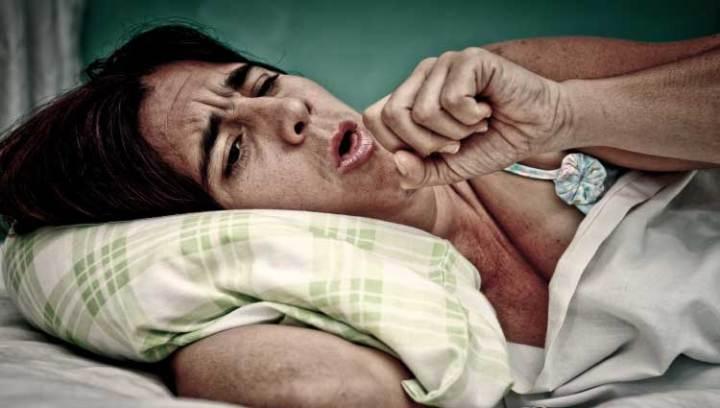 Sintomas de tuberculose