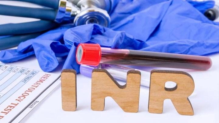 Varfarina - INR