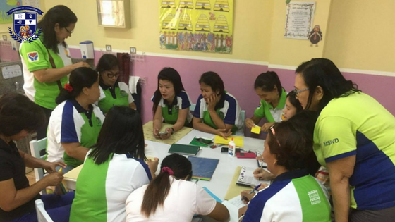 MDSF conducts training to Day Care teachers