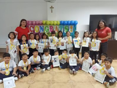 Summer Class Completers: Ready for Grade One
