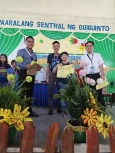 Sagradan Juniors gain 12 awards on 2019 EDDIS II PressCon