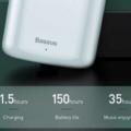 Baseus Encok W09 battery