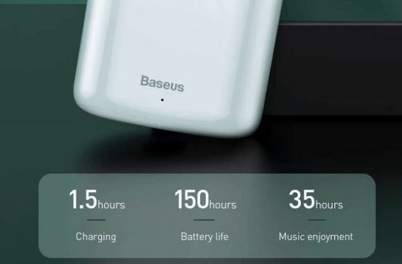 Baseus Encok W09 battery