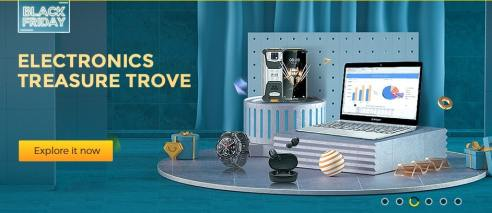 Gearbest Black Friday coupon