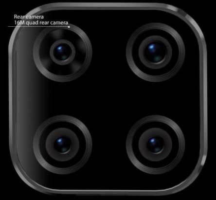 Blackview BV5100 camera