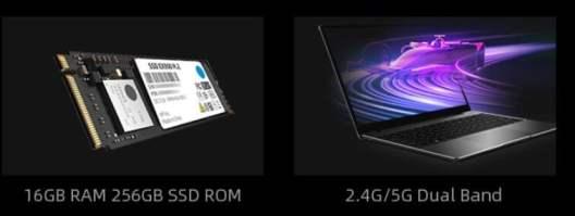 Chuwi CoreBook X ram