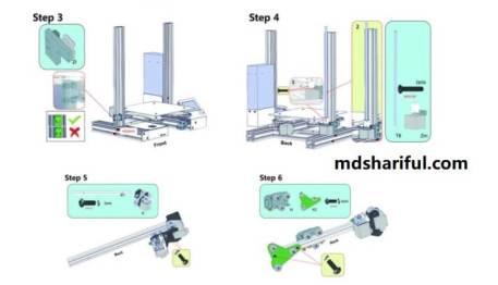 Creality Ender 3 3D Printer setup 2