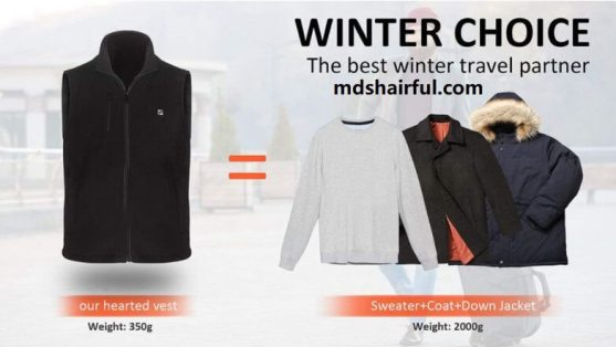 Electric Heated Vest offer